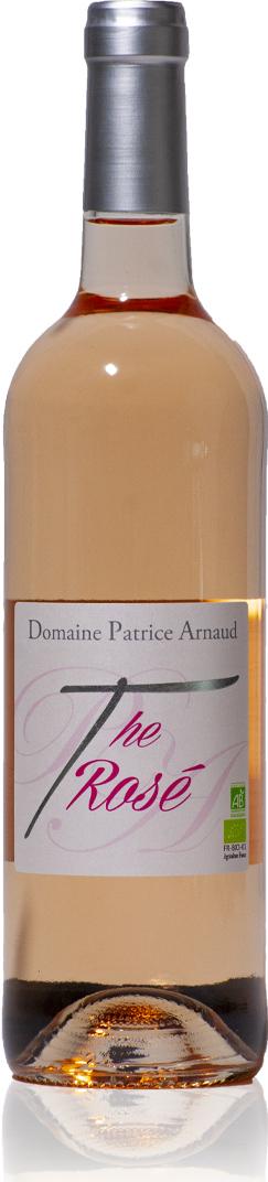 The Rosé, Bio, Patrice Arnaud